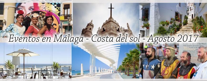 Eventos Malaga Agosto